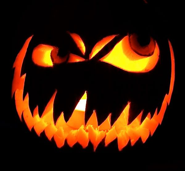 60 Best Cool Creative Scary Pumpkin Carving Ideas 2017