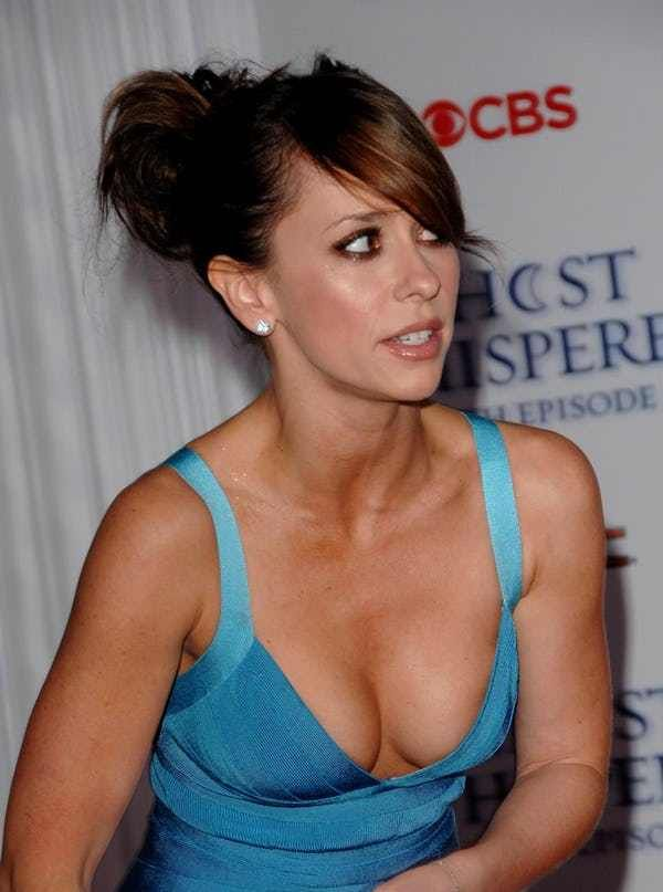 Jennifer love hewitt boobs real