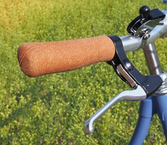 Cork Grips Handlebar Grip Bicycle Handlebars Grips