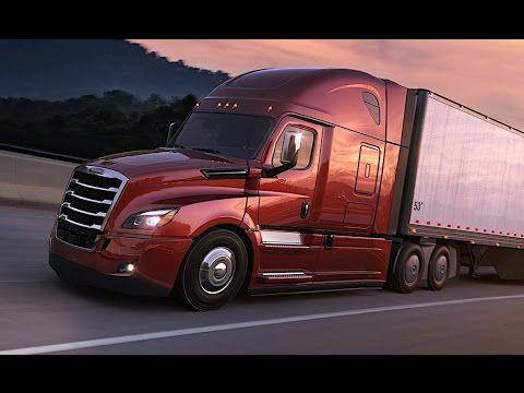 2017 Freightliner Cascadia Freightliner Trucks Freightliner