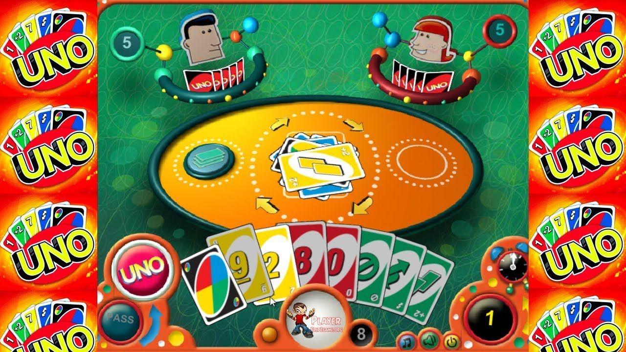 Uno Card Game Play Online At Y8 dot Com Walkthrough