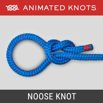 Complete Knot List | Alphabetical list of all Knots | Animated Knots by Grog
