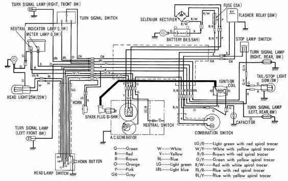 2005 Honda Rancher Wiring Diagram