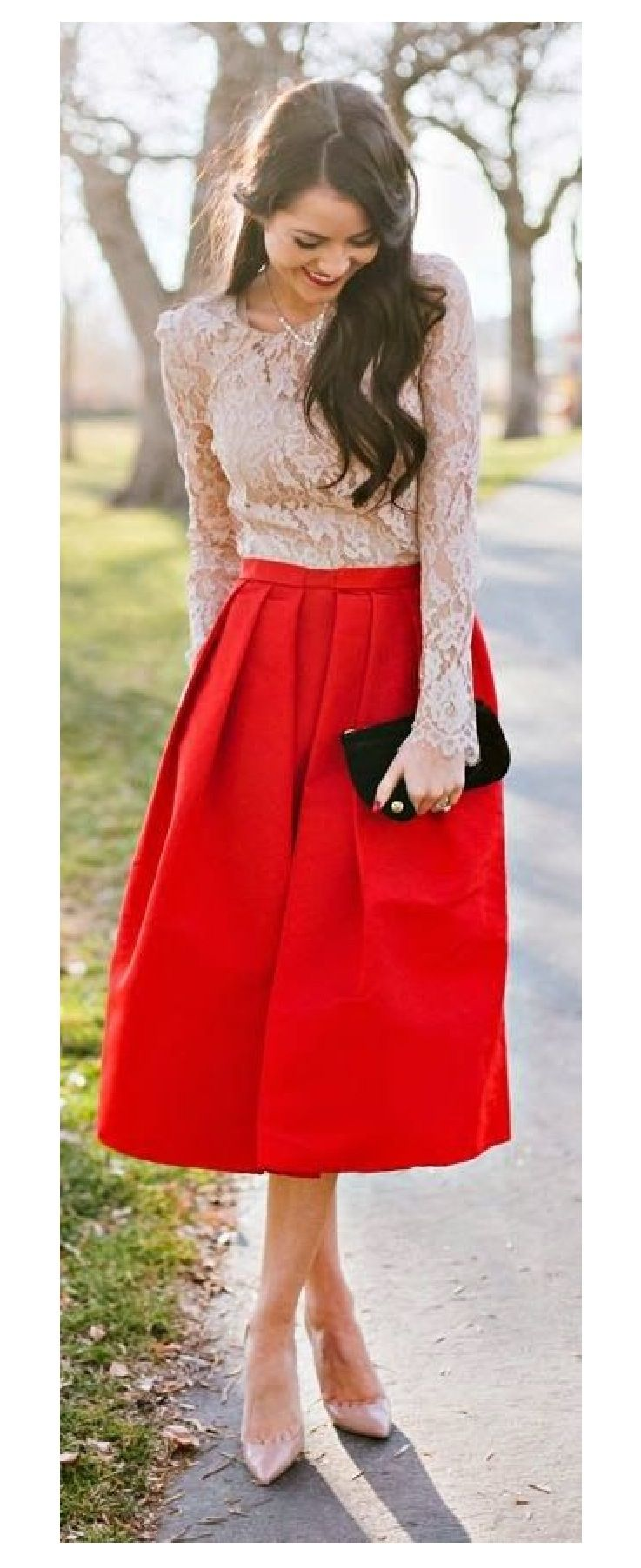 0aa539417f Love this | Women's fashion | Pinterest | Skirts, Dresses and Outfits