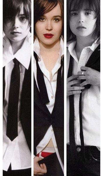 Pinterest Ellen Page Celebrities Female Female Inspiration
