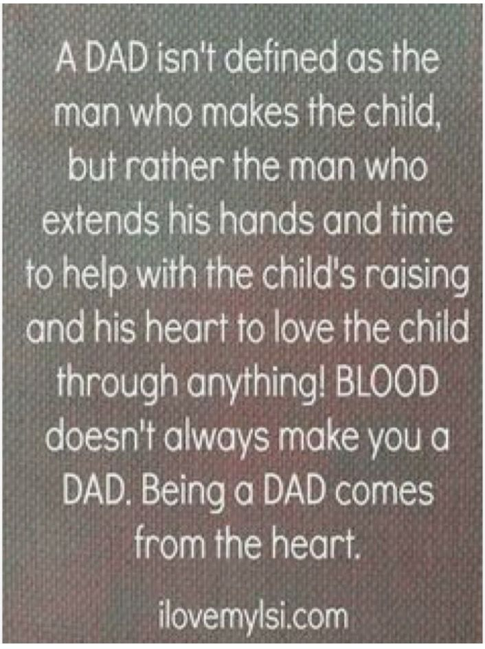 Pin by Maryann Petri on Things to think about | Dad quotes