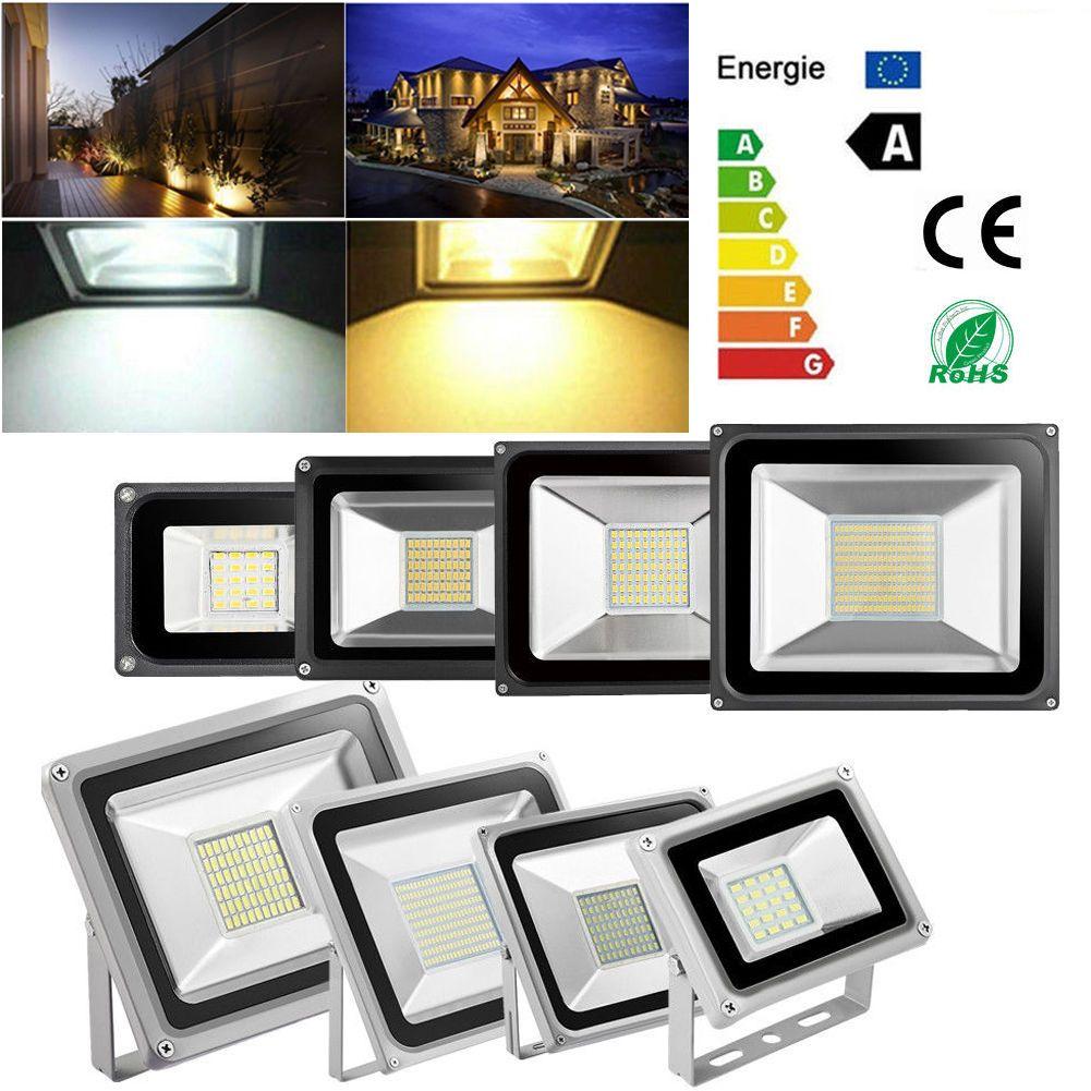 5 99 10w 20w 30w 50w 100w Led Flood Light Cool Warm White Smd Spot Lamp Outdoor Ip65 Ebay Home Garden Cool Stuff Ebay Led