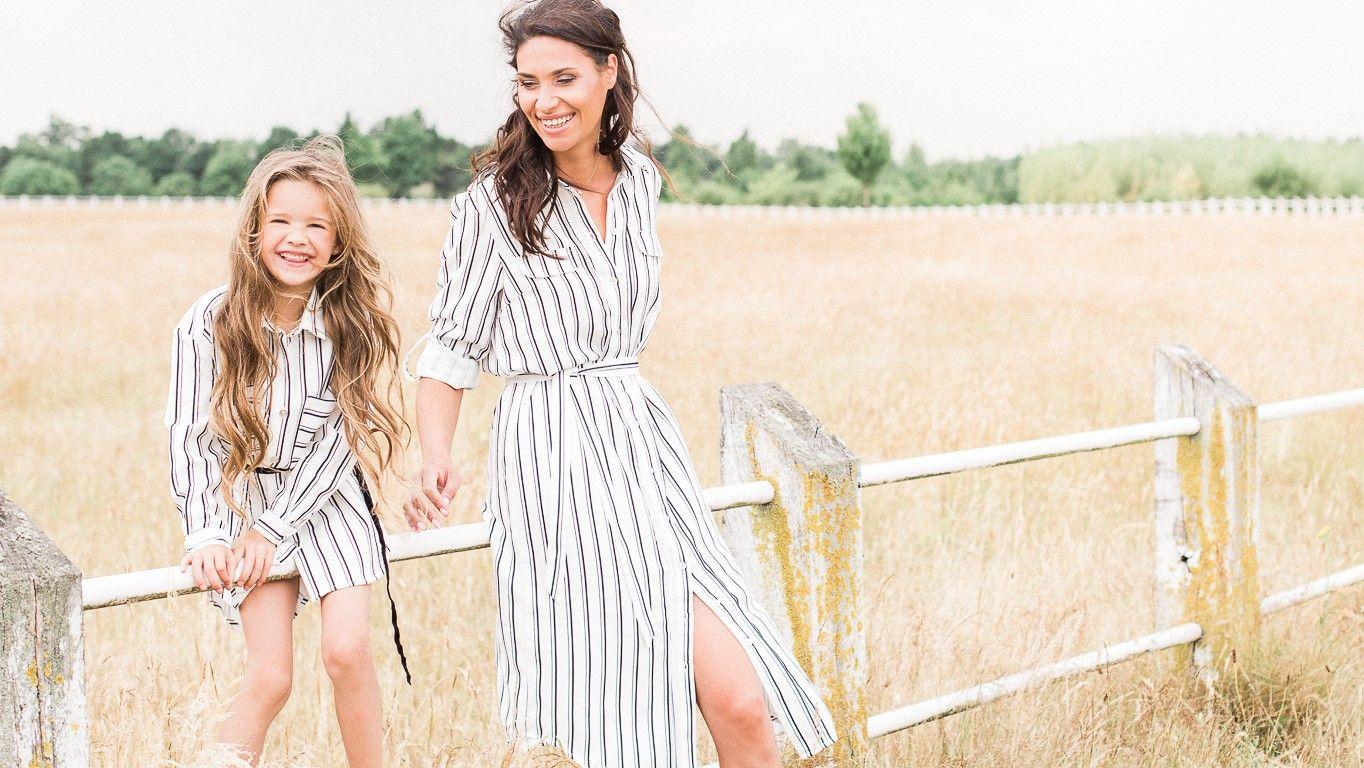 d6db296bcdf471 moeder dochter kleding 💛 twinning is winning