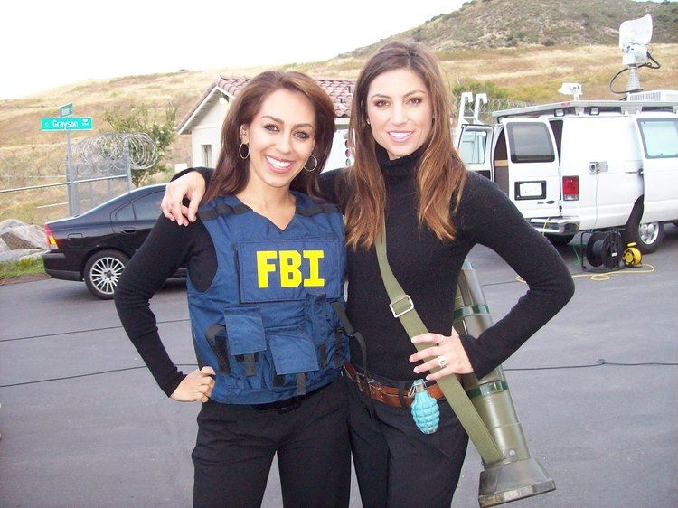 Fox 5 San Diego news anchor Shally Zomorodi and