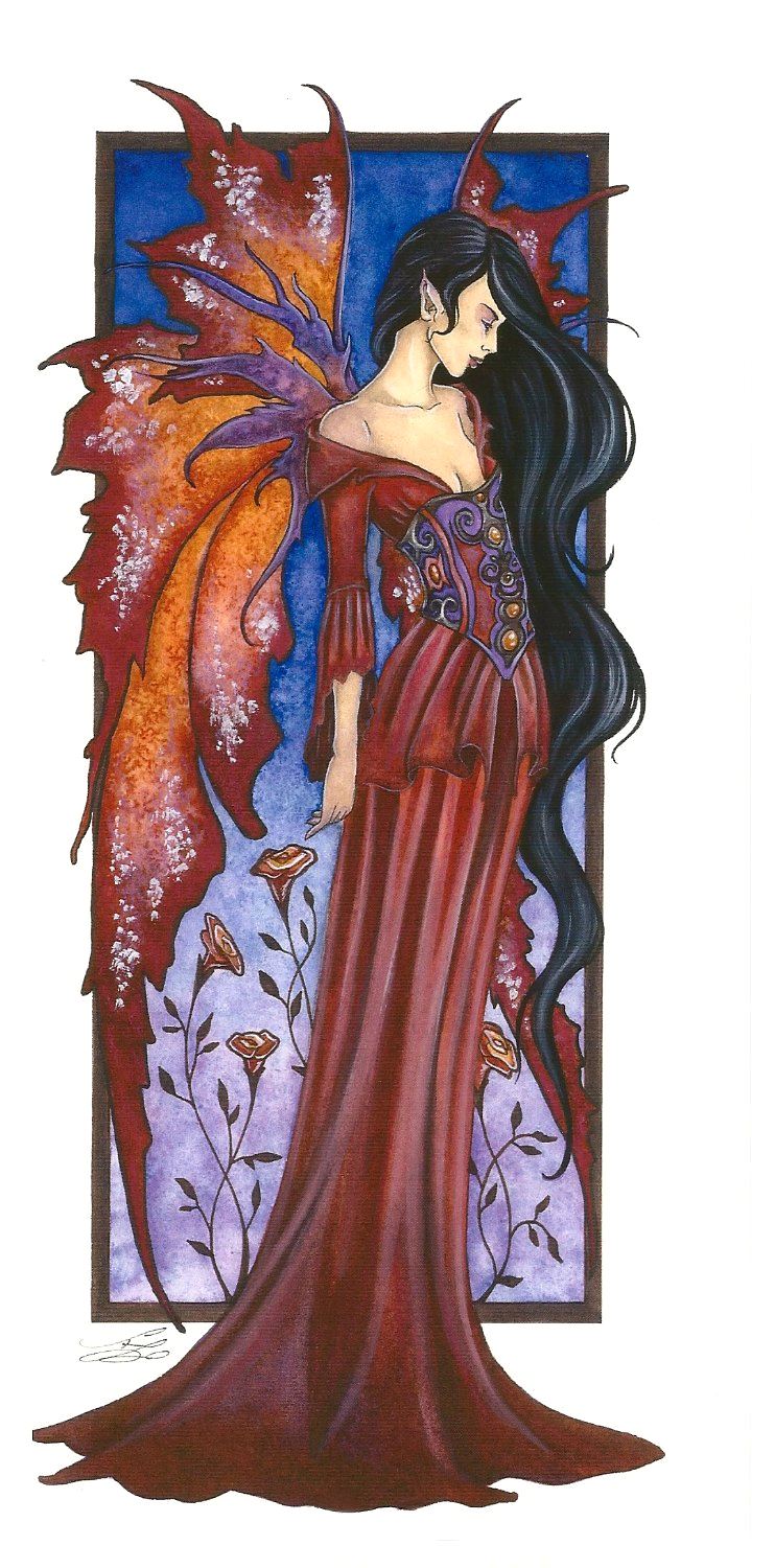 Fairy Art by Amy Brown - Fae 4