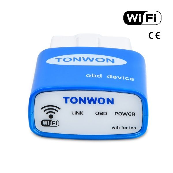 The TONWON Wifi provides almost any Wi-Fi enabled device the hardware needed to read and delete faults from most cars. Learn more and buy.