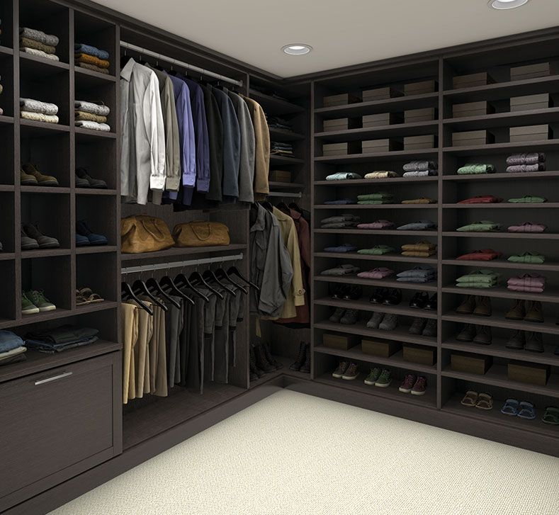 My Dream Closet: TCS Closets By The Container Store