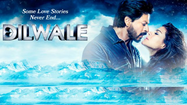 Watch Dilwale Online Free, Watch Dilwale 2015 Hindi Movie