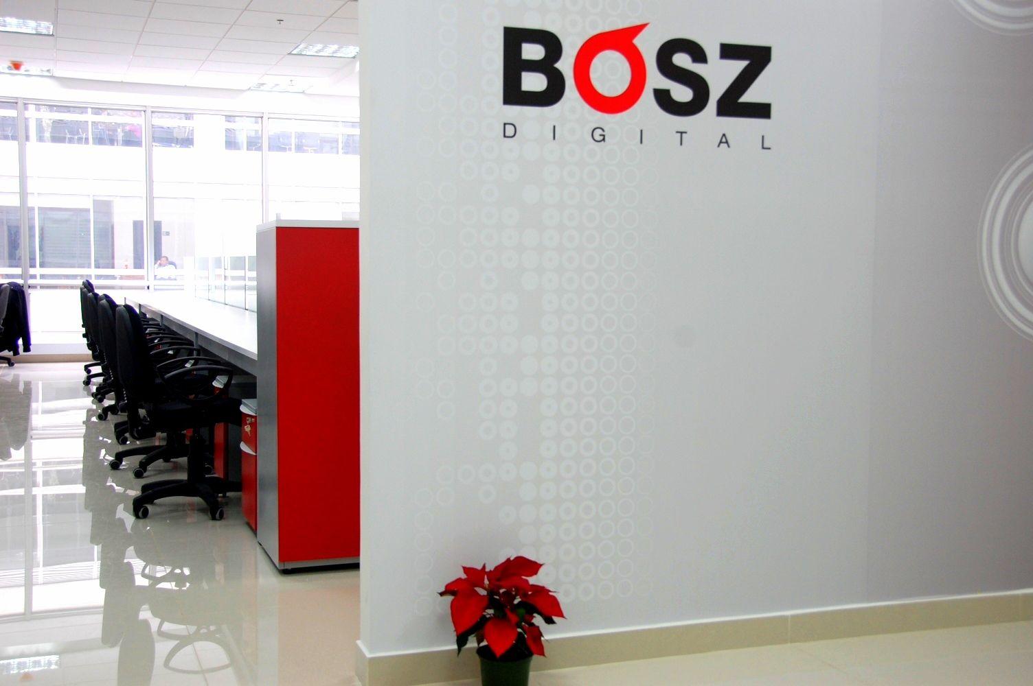 Nos gusto mucho trabajar con BOSZ