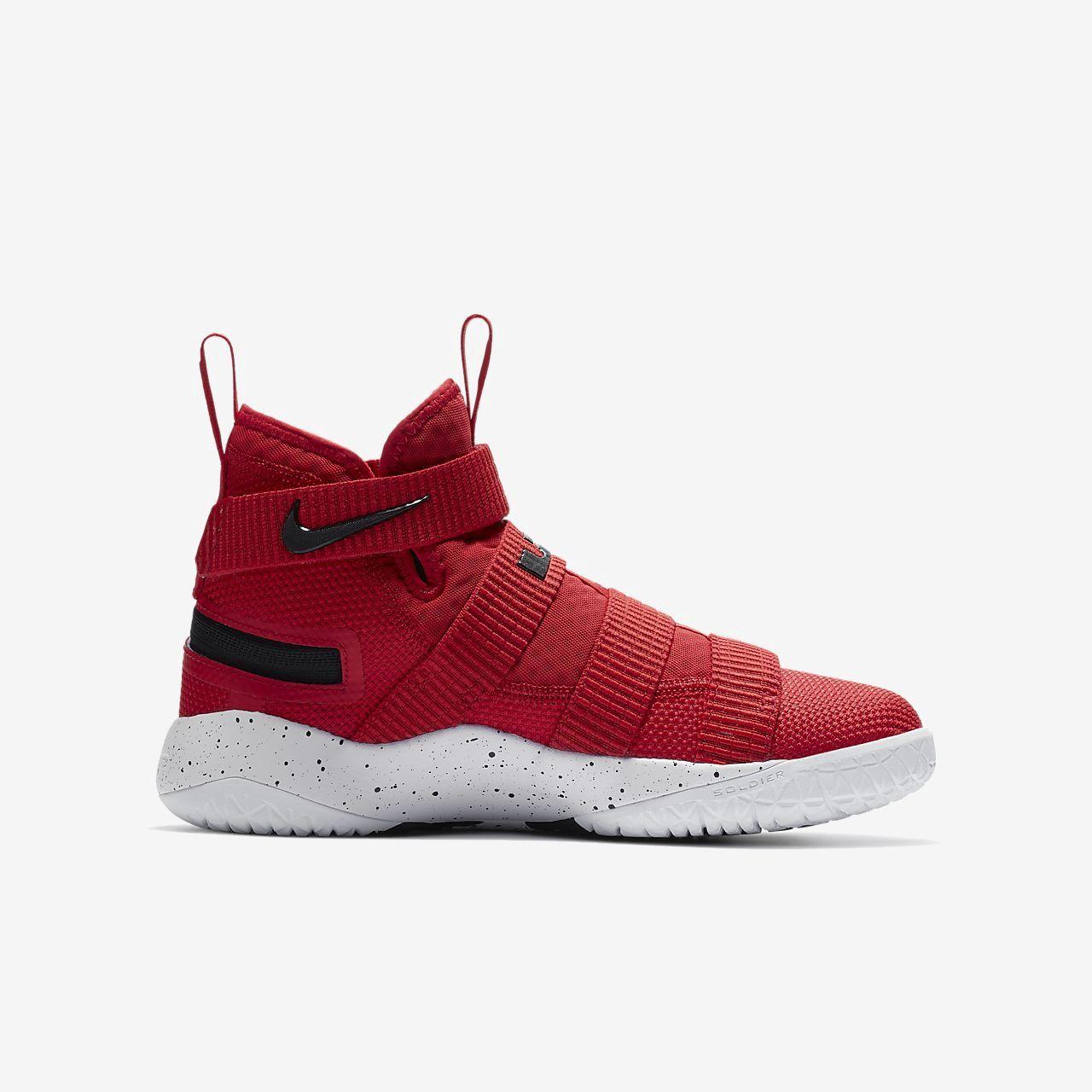 Nike Lebron Soldier Xi Flyease Big Kids