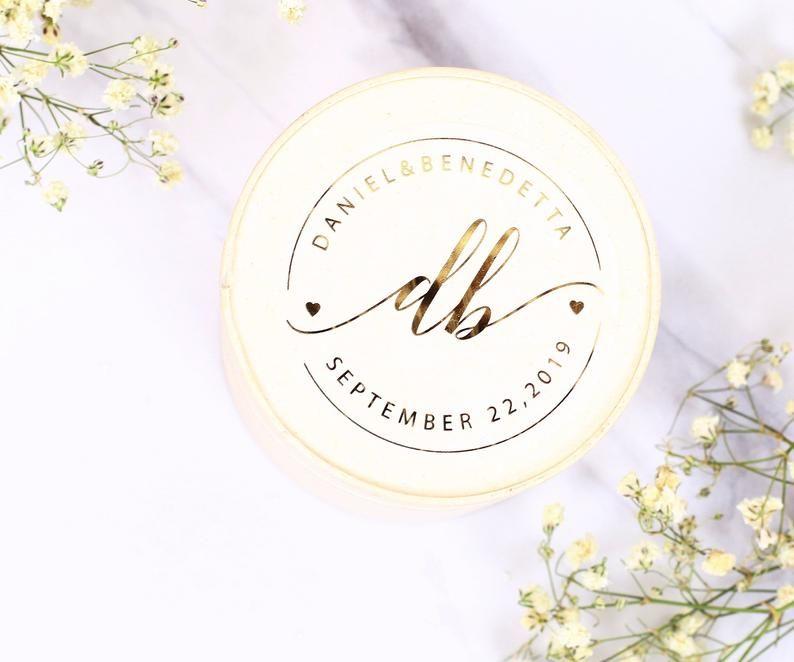 Gold Wedding Stickers Foil Wedding Labels Rose Gold Favor Etsy Wedding Stickers Custom Wedding Stickers Wedding Labels