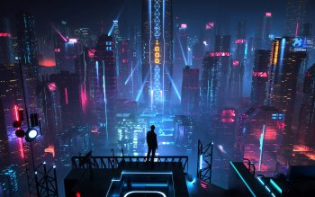 543 Cyberpunk Hd Wallpapers Background Images Wallpaper Abyss Page 12 In 2020 Cyberpunk City Cyberpunk Scene Design