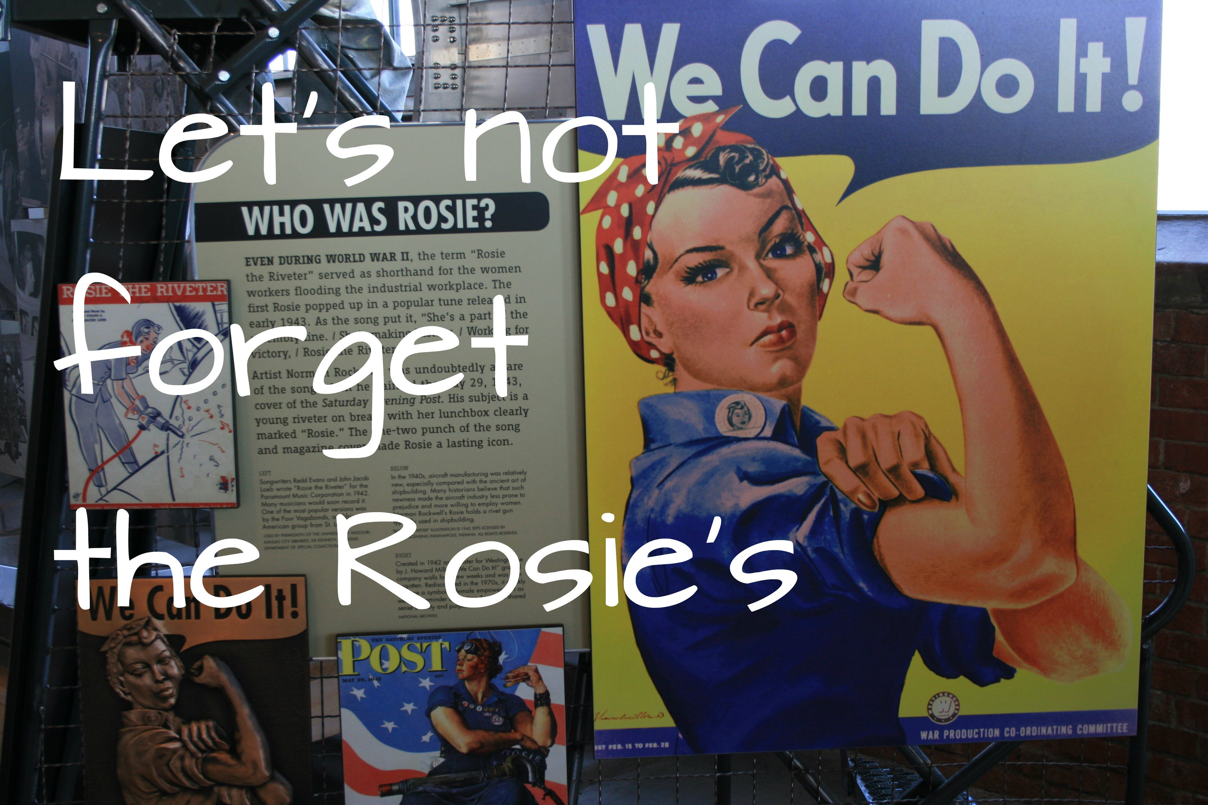 Httpuntilsuburbialets not forget the rosies east bay the image of the woman in a blue worker outfit flexing her biceps was for me always a symbol for equal rights in the workforce buycottarizona Image collections
