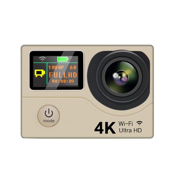 GEEKAM Cámara de Acción 4k Full HD 1080p 120fps Gopro Hero 4