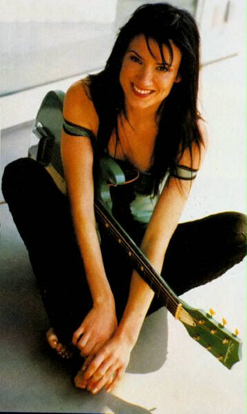 Meredith Brooks (June 12, 1958) American singer, composer and guitarist (known from her hit 'Bitch' from 1997).