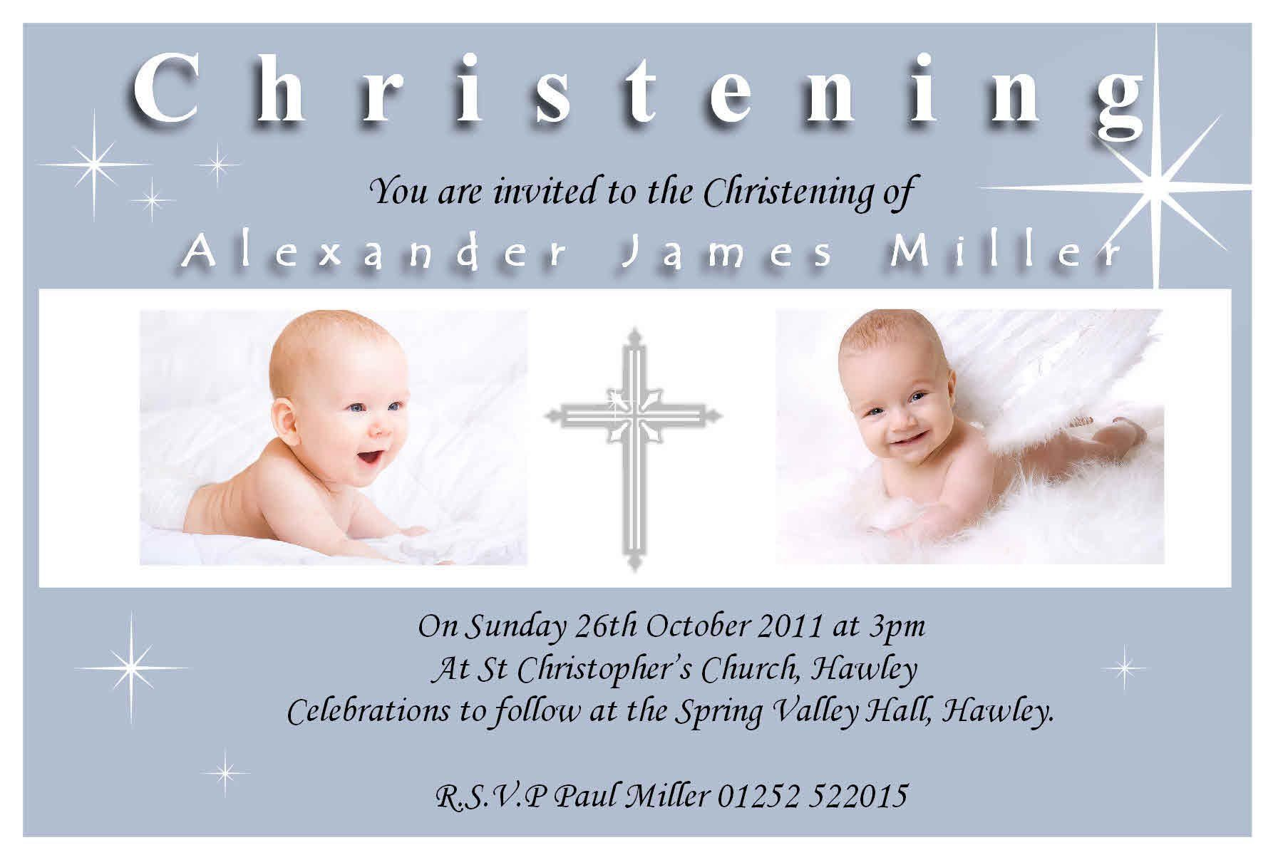 Collection of thousands of invitation templates from all over the invitation card for christening invitation card for christening boy superb invitation superb invitation stopboris Choice Image