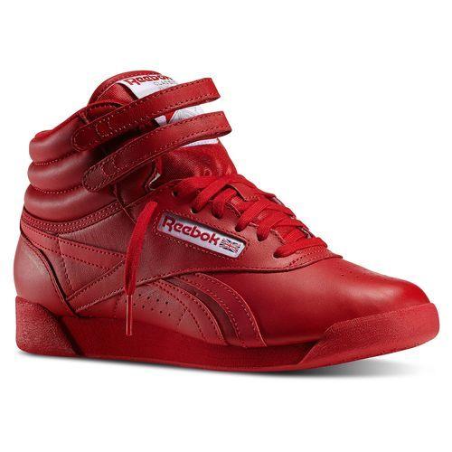 zapatillas reebok bota mujer