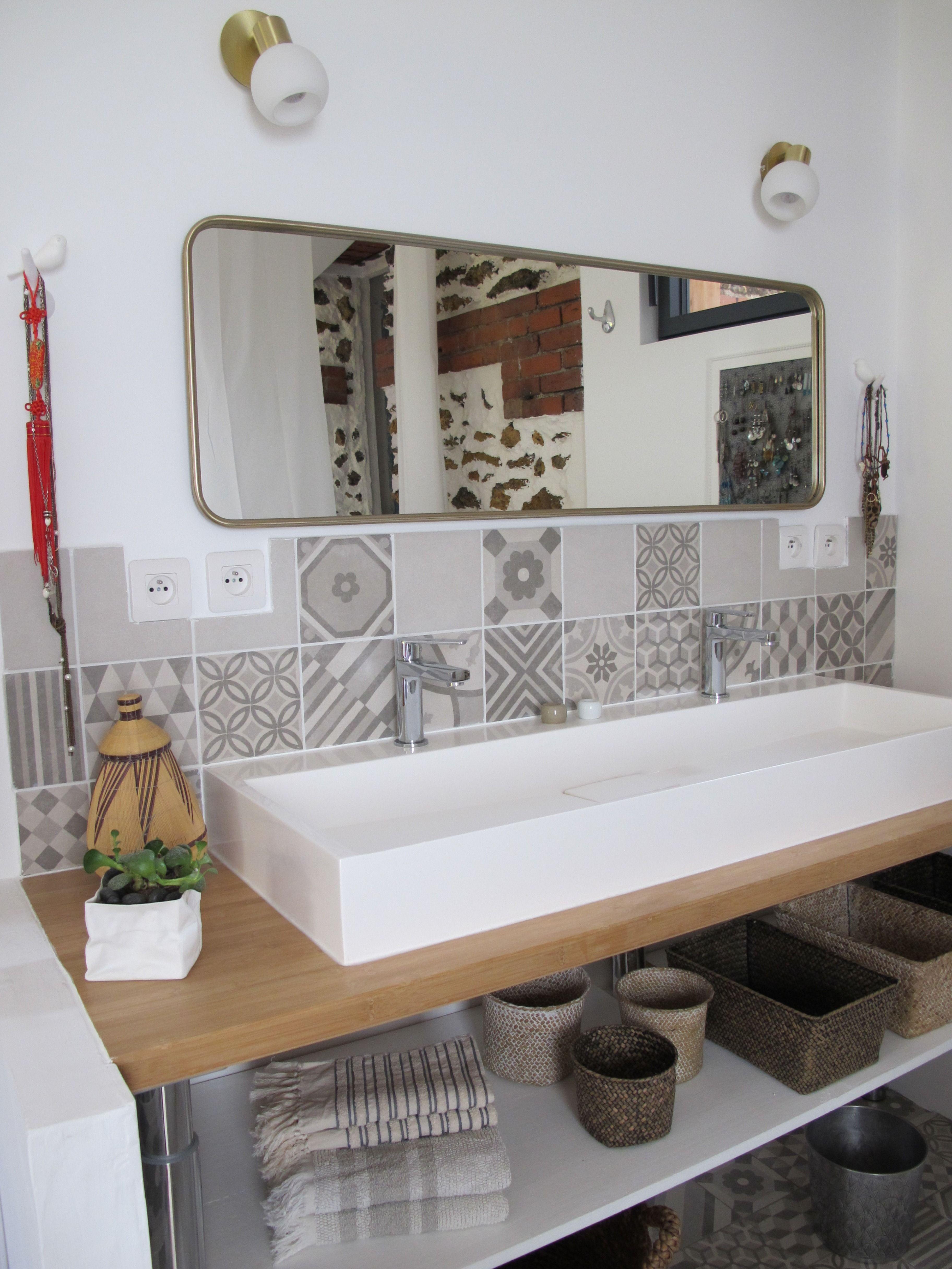 Vasque Salle De Bain Sur Plan De Travail Épinglé par bénédicte gameaux sur déco cuisine et salle de