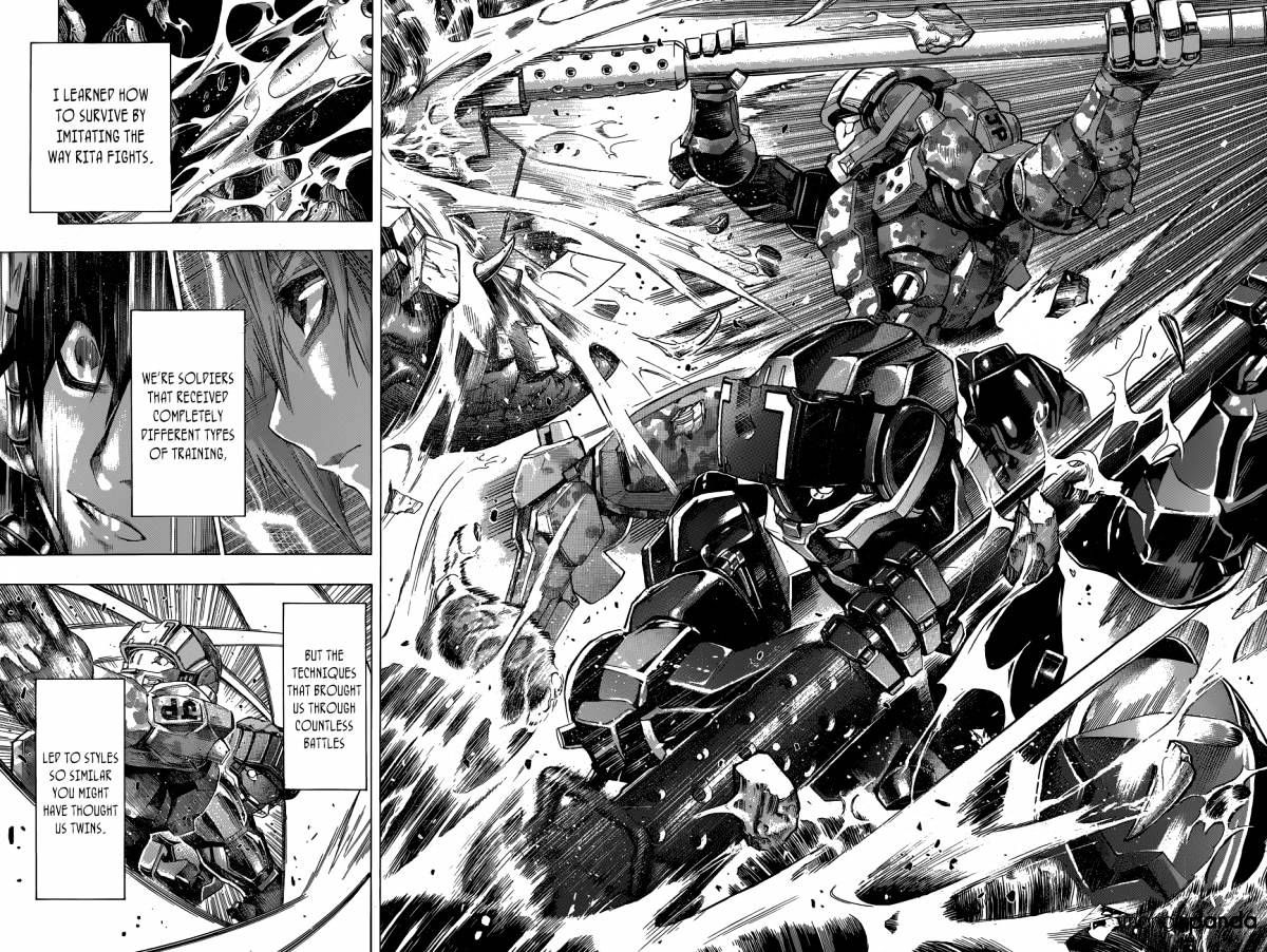 All You Need Is Kill 12 Read All You Need Is Kill Ch 12 Online