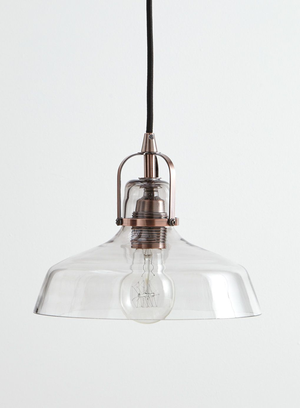 Photo 3 of Jed 1 light pendant | Lighting | Pinterest