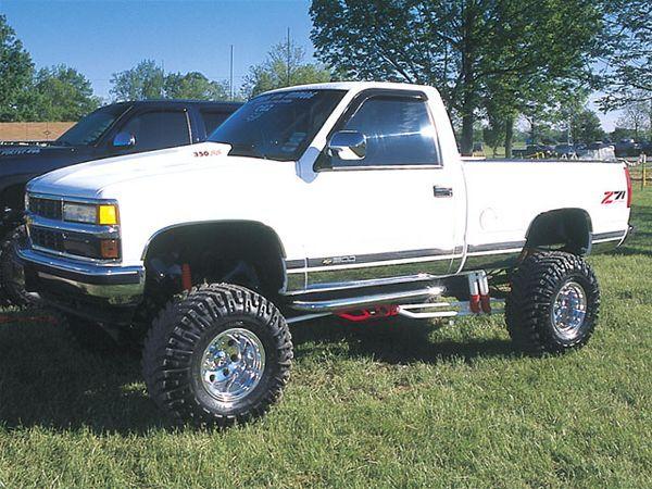 Trucks Of The Ohio 4 Wheel Jamboree Four Wheeler Magazine