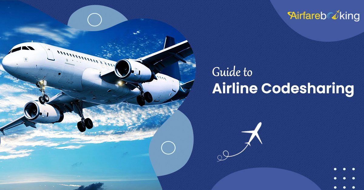 If you fly often or are involved in the aviation industry, you may have heard about airline codeshares.  Although the word is self-explanatory, it is a little more complicated than that. This article will guide you about the business arrangement between different airlines known as codeshare agreements.