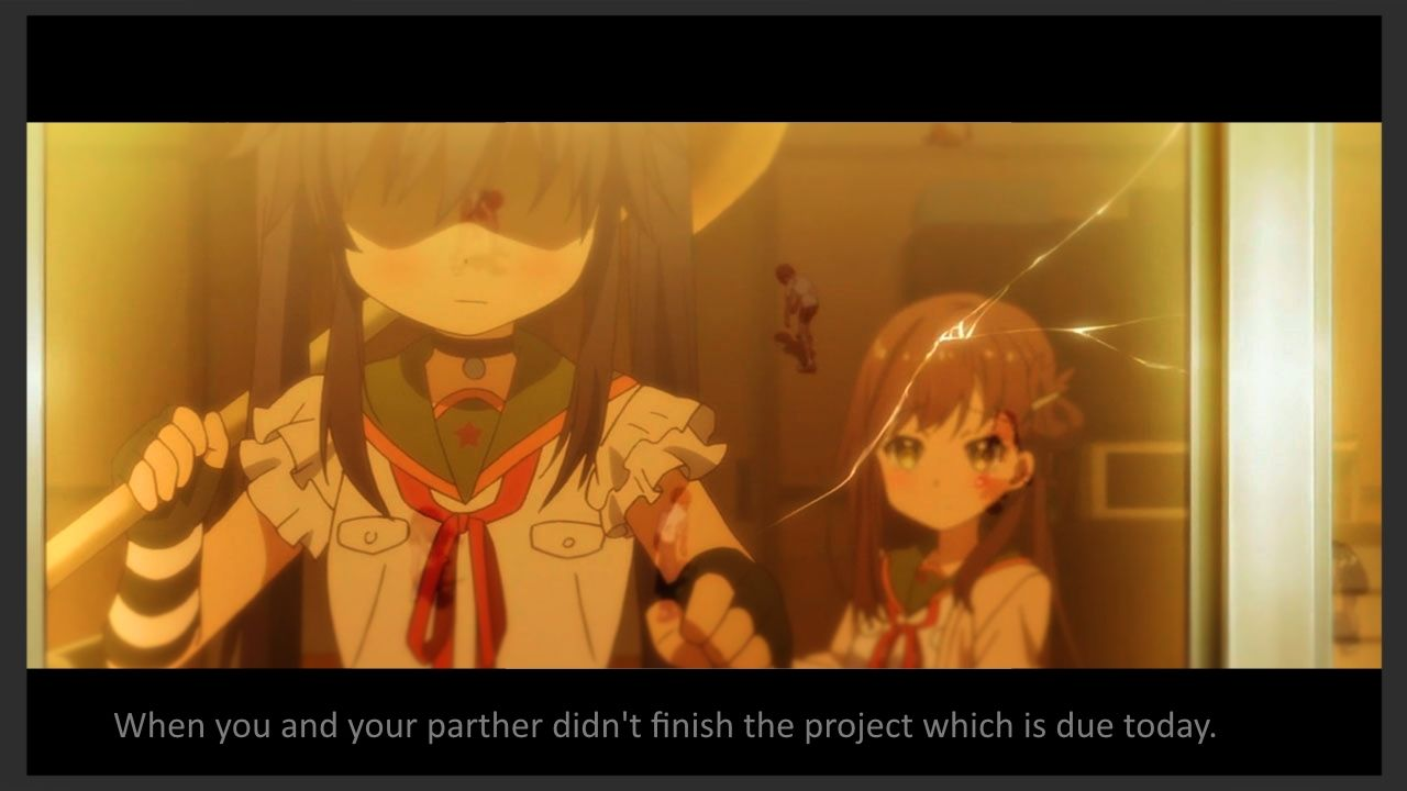 Anime, School Live, Projects
