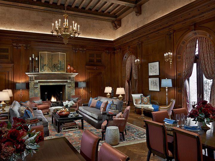 Jessica Lagrange Chicago Playboy Mansion Home Decor Mansions