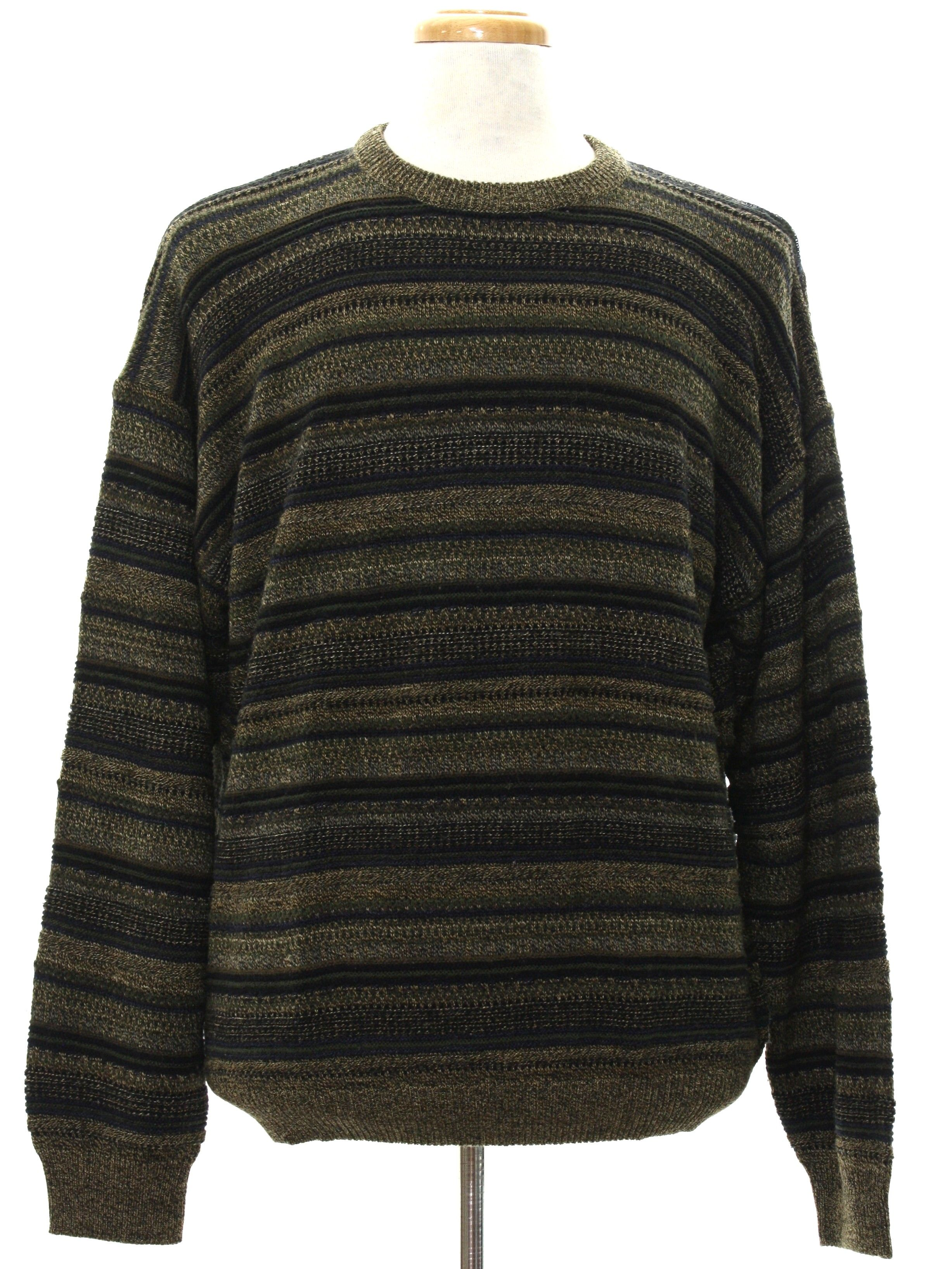 1980\u0027s Cambridge Classics Mens Totally 80s Sweater in 2019