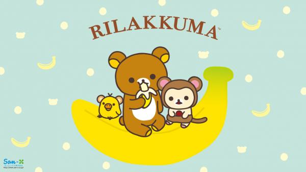 happy new year rilakkuma wallpaper