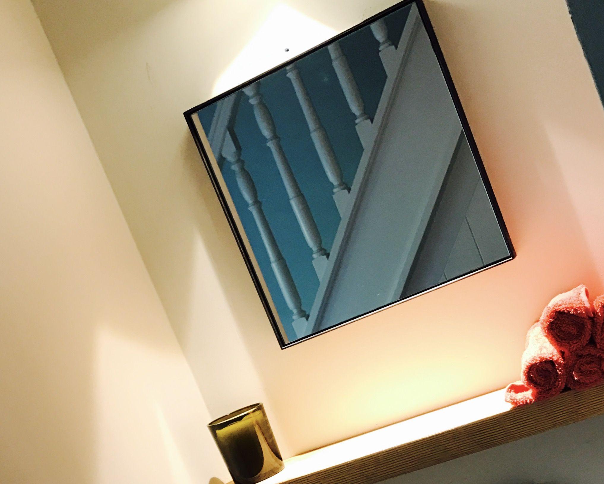 Spiegel Op Maat : Spiegel op maat in staal smeedijzeren meubels & accessoires by