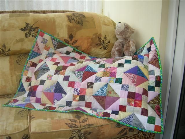 Scrappy Quilt show - Right Here!! :) - Page 121