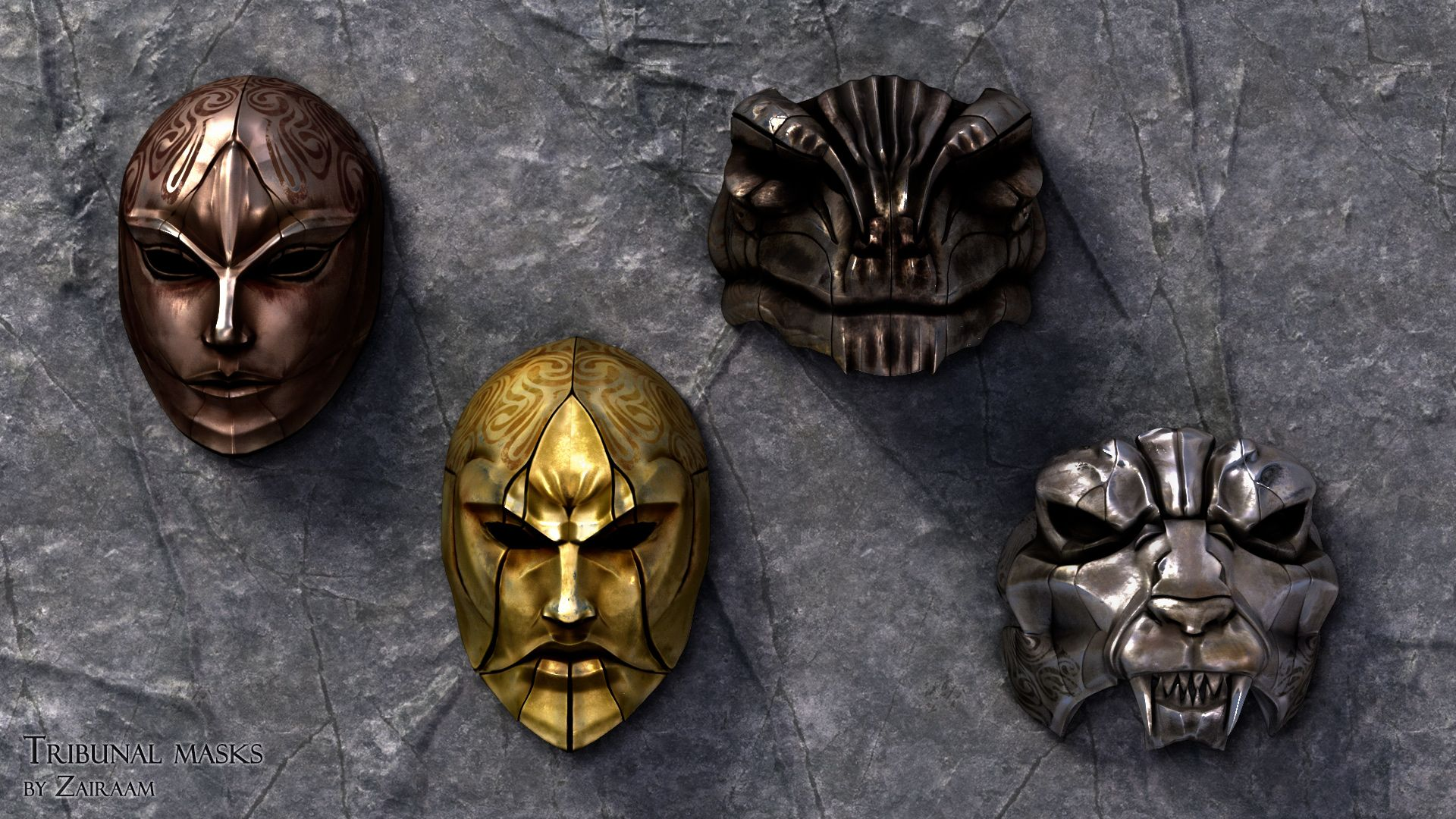 Skyrim Masks Google Search Rpg Images Pinterest