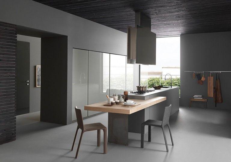 Muebles de cocina modernos cocinas de dise o italiano for Muebles de salon de diseno italiano