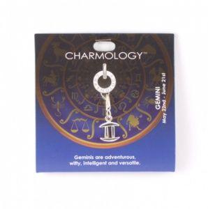 Charmology Zodiac Charm  GEMINI