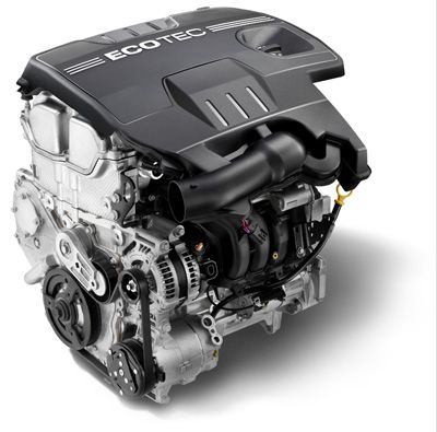 Engines: Parts & Replacement - via Chevrolet Certified Service at ...