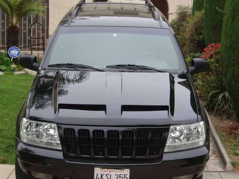 Great 2004 Jeep Grand Cherokee Hood Jeep Wj Jeep Grand Cherokee