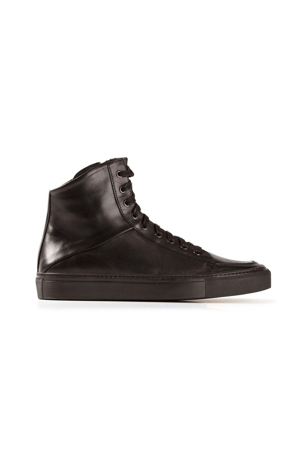{Silent by Damir Doma / 02 shoe / 06 sneaker} Sine Hi-Top Sneakers