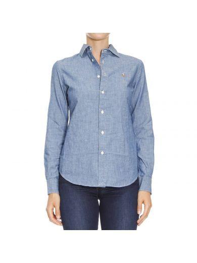 POLO RALPH LAUREN Shirt Shirt Woman Polo Ralph Lauren. #poloralphlauren #cloth #shirts
