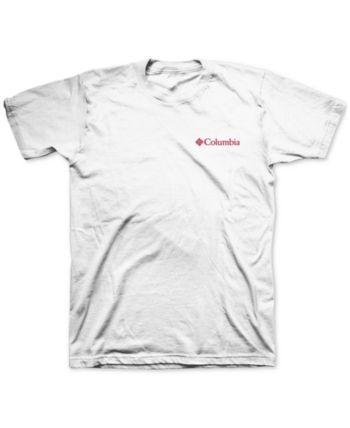 fcc3042175f Columbia Men Logo Graphic T-Shirt in 2019 | Products | Man logo, Men ...