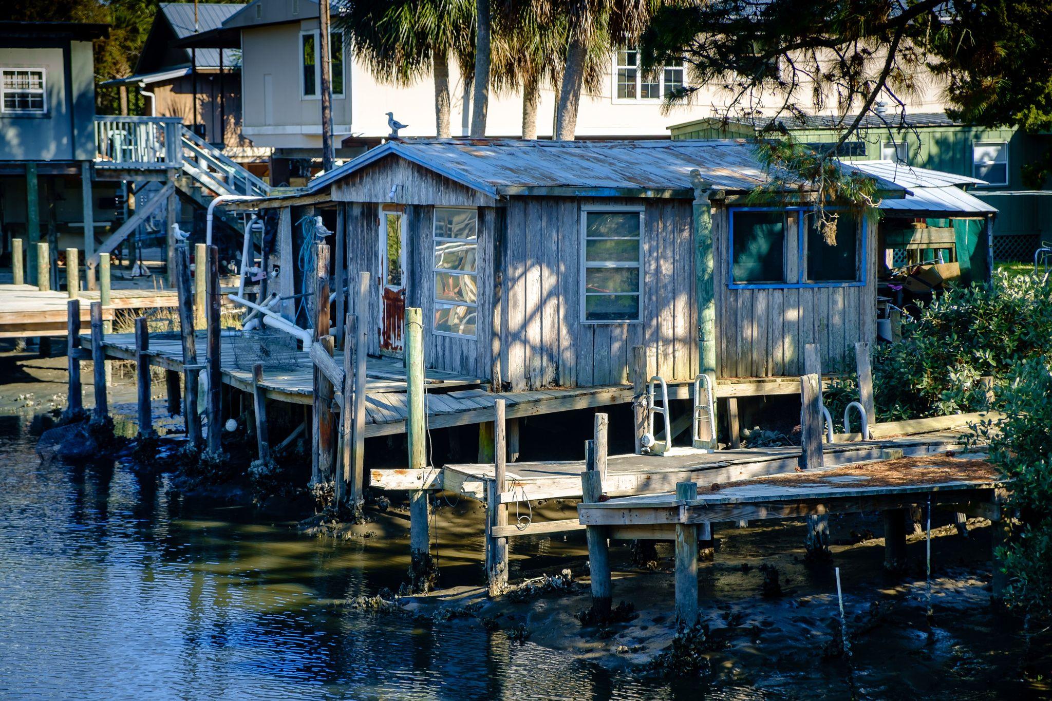 Cedar key fishing shack sleepy cedar key florida a for Cedar key fl fishing