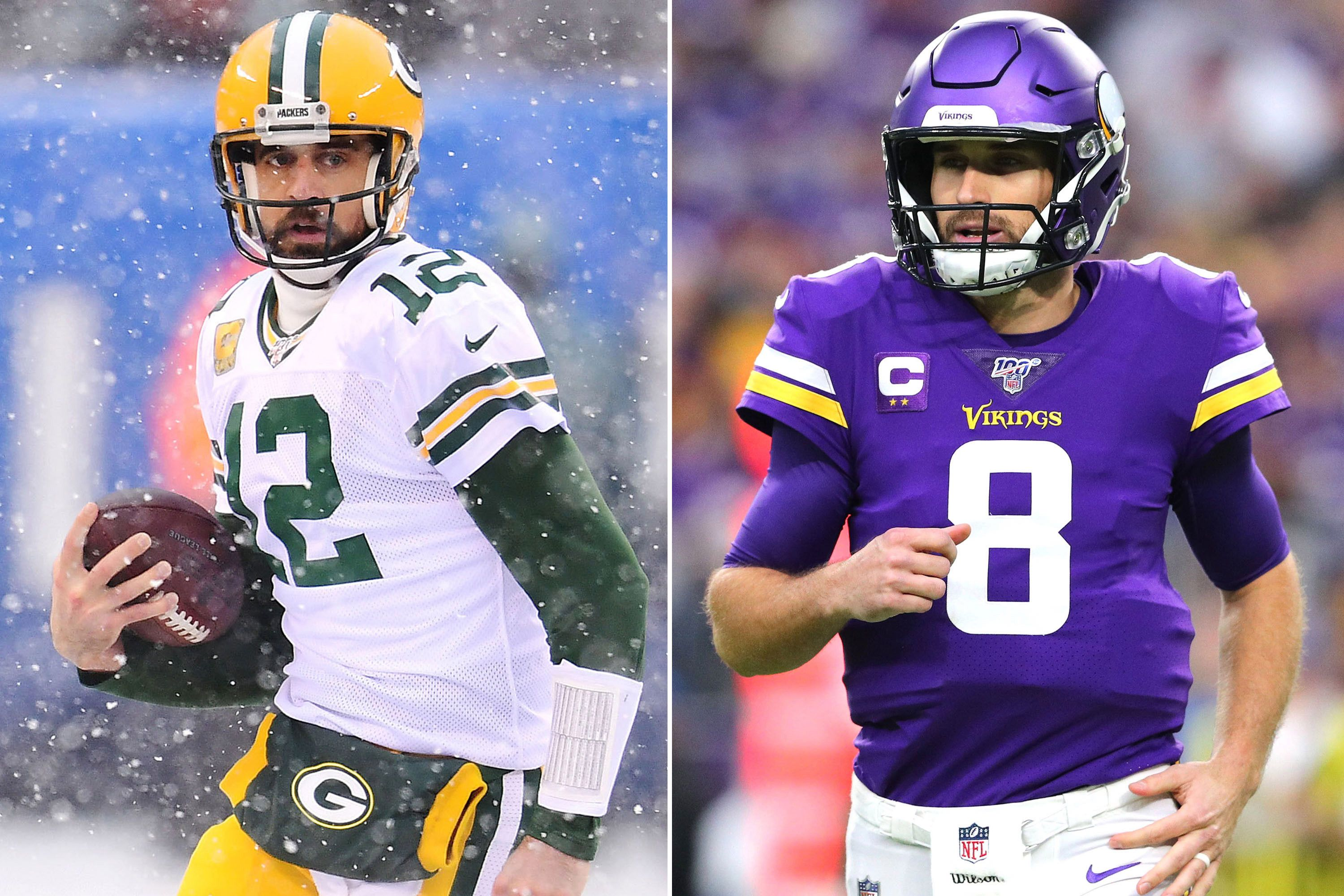 Packers Vikings Has All The Makings Of A Big Time Showdown National Football League News The Stake National Football National Football League Football League