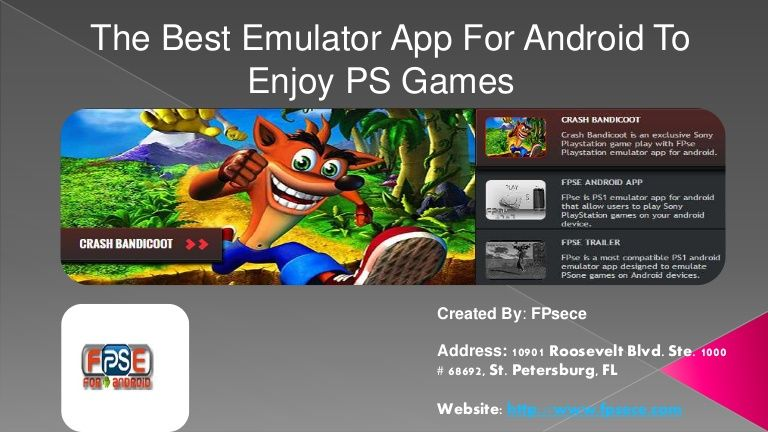 game ps1 emulator untuk android