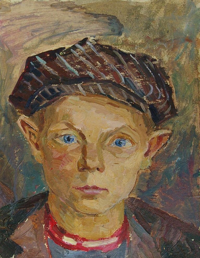James - Portrait Artist, Portrait Painter, Oil Portraits
