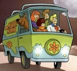Scooby-Doo and the Mystery Machine | CartoonsTVMovies